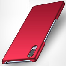 KaiNuEn Coque,Cover,Case,For For Sony Xperia Z4 Z5 Z3 Compact Luxury Hard PC For Sony Xperia Z2 Z1 phone mobile back(China)