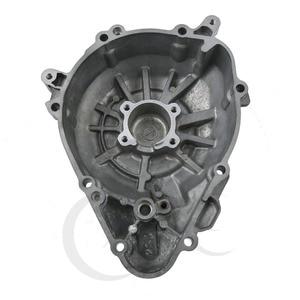 Image 5 - אופנוע מנוע כננת מקרה גלגל מכון כיסוי שמאל עבור Kawasaki Z1000 2010 2016 NINJA 1000