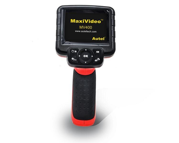 Prix pour TOP VENTE Autel MaxivideoMV400 Videoscope Numérique avec 5.5mm diamètre imager caméra d'inspection chef MV400 Polyvalent Videoscope