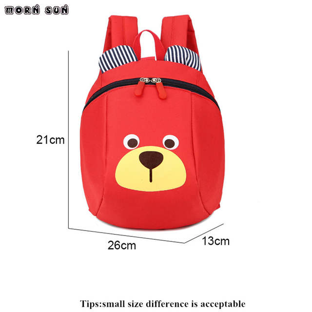 Cute Backpack Children School Bags Cartoon Minnie Kids Bag Dinosaur Backpack  Kindergarten School Bag Sac A feee5c883315b