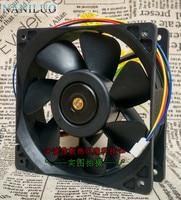 QFR1212GHE 12V 2 70A 12038 12CM Bitcoin Miner FAN 12cm PWM Most Powerful For Bitcoin