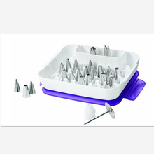 wilton baking cream cake tool kit 25 sets Pastry tips free shipping