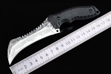 Koud Staal 13 RTSM SAN MAI RECON TANTO Camping Messen, 8Cr17 Blade G10 Handvat Jacht Survival Mes.