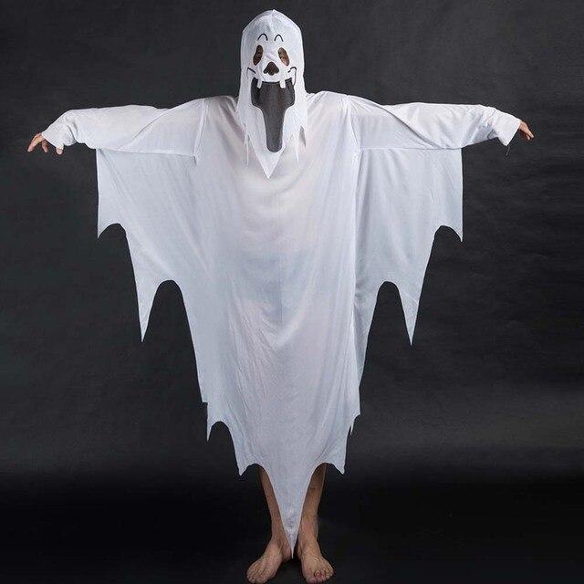 ZXZ Fashion Halloween Ghost White Sheet Scary Fancy Dress Costume Kids Children Adult & ZXZ Fashion Halloween Ghost White Sheet Scary Fancy Dress Costume ...