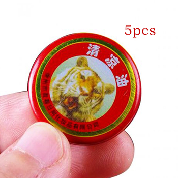 Chinese Cool Analgesic Cream Massage and Joint Pain Arthritis Pain Relief Serious Balm Relieve Muscular Aches 5pcs