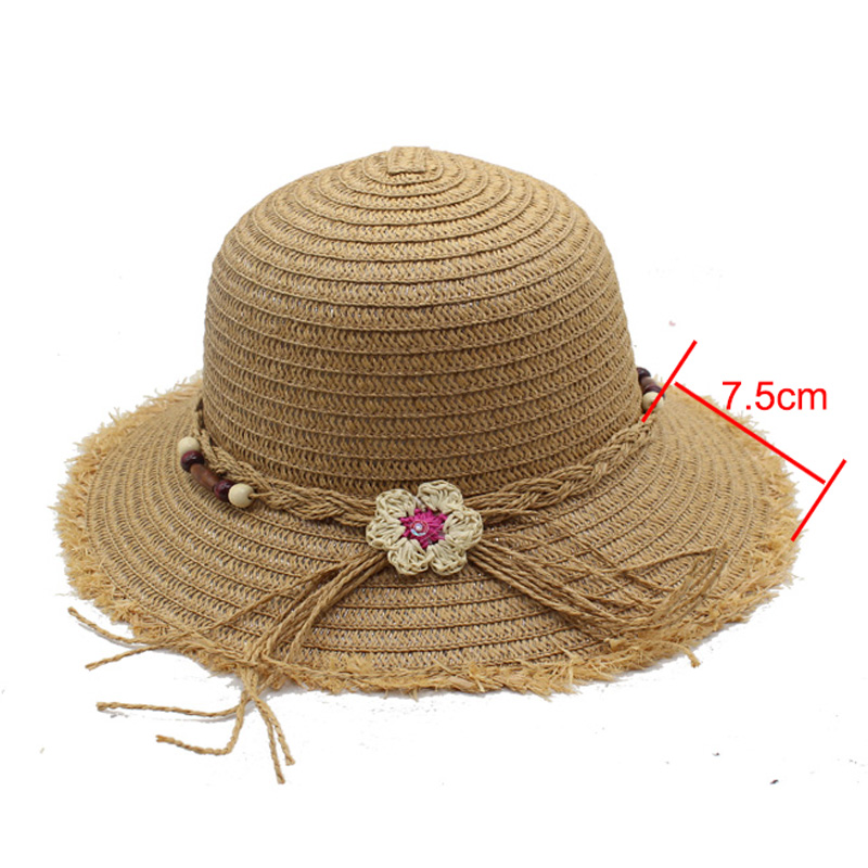 Summer Hats For Women Part - 47: AETRUE Fashion Ladies Summer Hats Women Sun Hats For Women Floppy Straw  Beach Visors Panama Floppy Girl Cap Casual Beach Sun Hat-in Sun Hats From  Womenu0027s ...