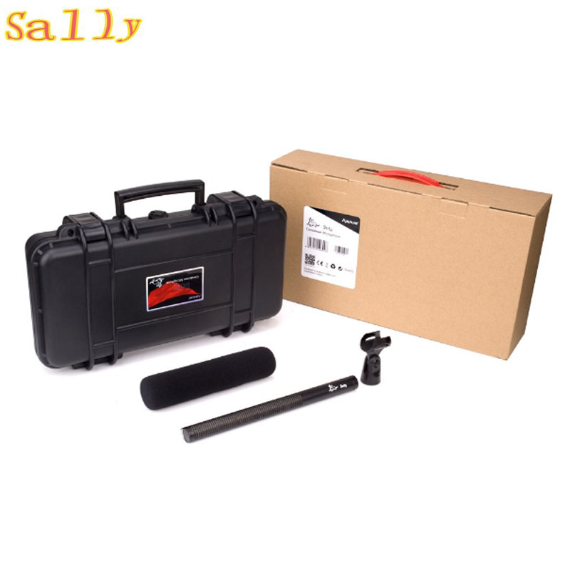 DHL Aputure Deity Condenser Shotgun Camcorder Professional Microphone for Canon Nikon Sony Digital Camera DV Camcorder