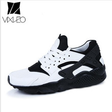 VIXLEO Men running Shoes Brand Superstar Designer Spring Summer Sport Male Shoes white High Quality Men's Shoes Huarache Air
