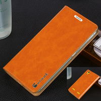 Aimak Top Quality Flip Stand Leather Case For Lenovo K3 A6000 K3 Note P90 K80 K80M