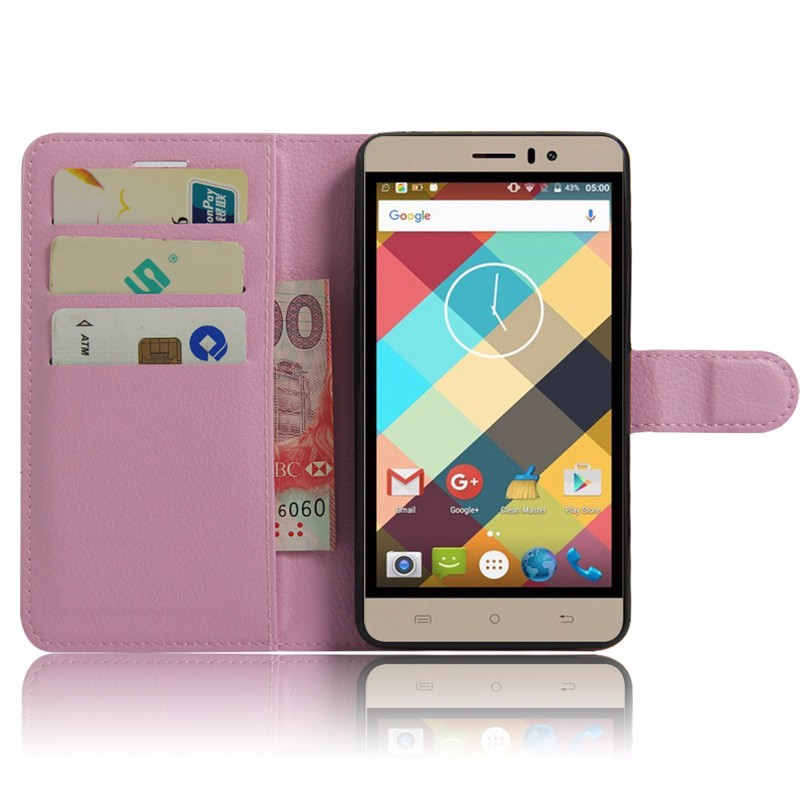 For Cubot Rainbow Case Luxury Wallet PU Leather Back Cover Case For Cubot Rainbow Case 5.0 Flip Protective Phone Bag Skin Stand (15)