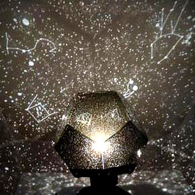 New Hot Novelty Lamp Diy Romantic Galaxy Starry Sky Projector