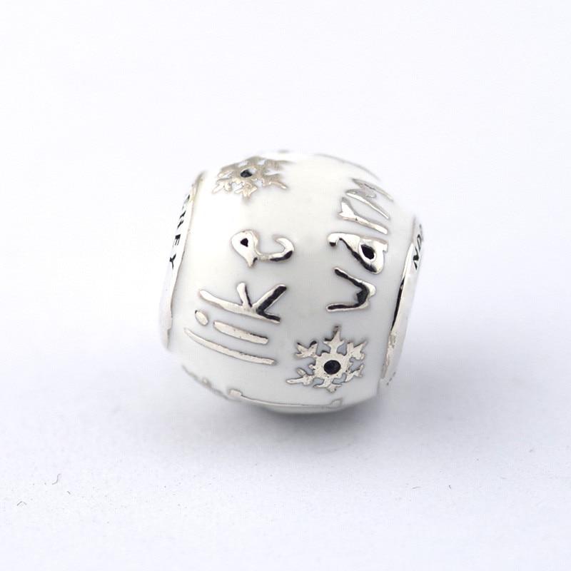 Fits Pandora Original Charms Bracelet 925 Silver Olaf Beads I Like Warm Hugs Sterling Jewelry European Charm Diy In From