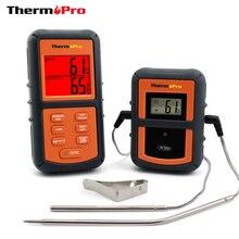 ThermoPro TP08 Wireless Remote Digital Küche Kochen Thermometer-Dual sonde für BBQ Smoker Grill Ofen-Monitore Lebensmittel/fleisch