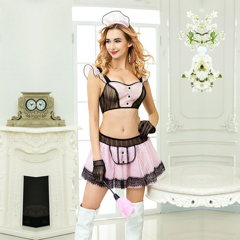 Naked French Girl Maids