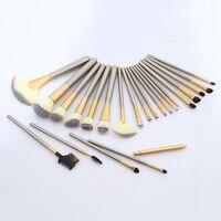 Kit Makeup Brushes Professional Set Eyebrow Eyeshadow Blush Lip Mascara Foundation Brush Of Beginners Makeup Accessories