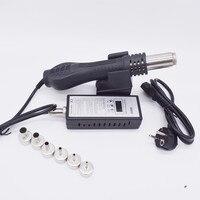 Hair Dryer 8858 Hot Air Gun BGA Rework Solder Station Hot Air Blower Welding Repair Tools
