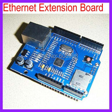 2pcs/lot Ethernet Extension Board -W5200 (For Arduino Compatible) Internet Of Things Intelligent Home Furnishing