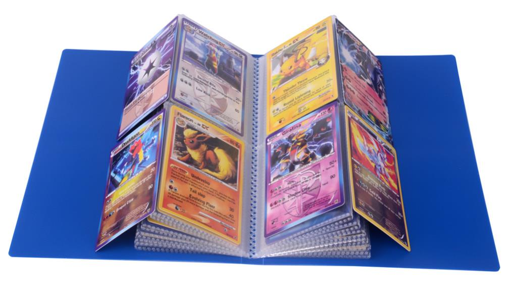 A selection of general books for the card collecting hobby.