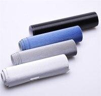 152x50 cm/lot araba vücut DIY wrap sarma tel çizim koruyucu PVC etiketler hava tahliye ücretsiz bubbles