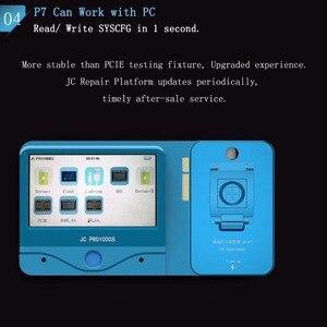 Image 4 - Voor JC Pro1000S JC P7 PCIE NAND Programmeur HDD SN Lezen Schrijven Tool Voor iPhone 7 7 plus 6 s 6 SPlus voor iPad pro alle modellen