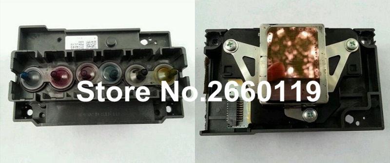 Free shipping 100% working printer accessories for Epson R270 R1390 R1400 R390 original print head in good condition for epson r1390 printer head for epson f173050