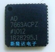 100% new original AD7663ACPZ AD7663 Free Shipping Ensure that the new