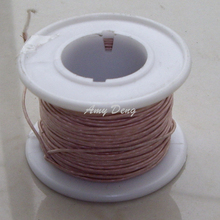 100meters/lot  0.1x40 shares its antenna Litz strands of polyester envelope is sold by the metre copper wire