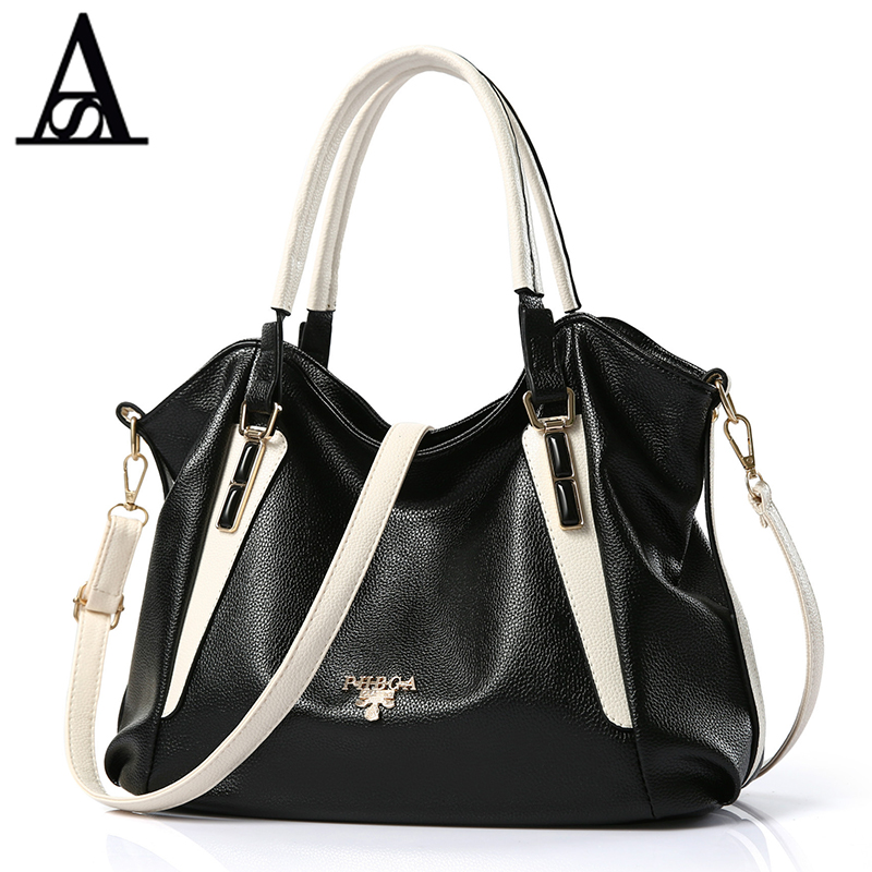Aitesen luxury women handbag designer shoulder bag lady pu leather tassen crossbody tas bolsa feminina sac a main kors louis bag aitesen tote leather bag luxury handbags women messenger bags designer sac a main mochila bolsa feminina kors louis bags