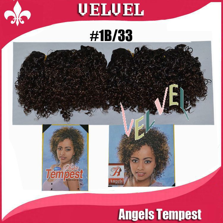 Angels tempest accessories each two tone hair weaves min curly angels tempest accessories each two tone hair weaves min curly synthetic hair weaving curly hair weave epostiches mix color on aliexpress alibaba pmusecretfo Images