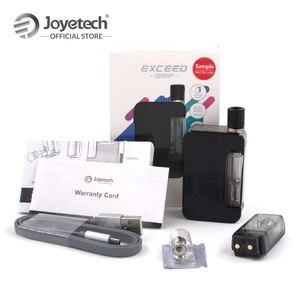 Image 3 - [المتجر الرسمي] الأصلي Joyetech تتجاوز قبضة نظام جراب عدة بنيت في بطارية 1000mAh صالح EX M شبكة لفائف e السجائر vape عدة