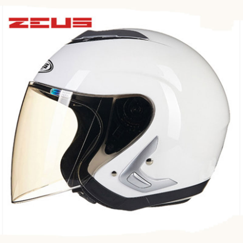 ZEUS Free shipping New open face 3 4 motorcycle font b Protective b font font b