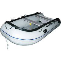 5 People Inflatable Boat PVC Inflatable Rowing Boat
