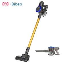 Dibea D18 2 в 1 ручной беспроводной Пылесосы для автомобиля Циклон фильтр 120 Вт 8500 Pa Сильный всасывания пылесборник бытовой аспиратор