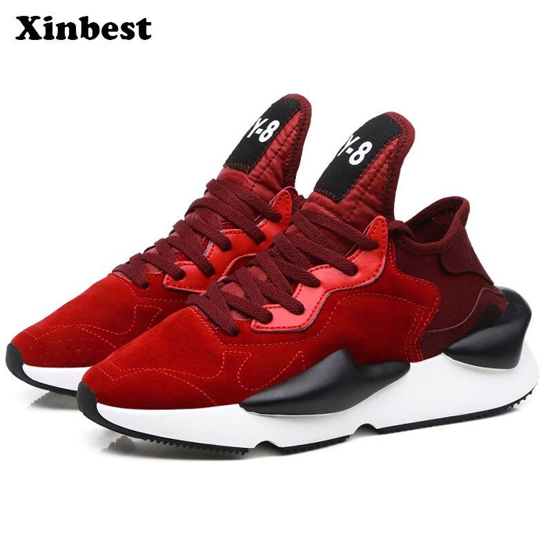 Xinbest 2018 Man Women Brand Outdoor Jogging Men Running Shoes Super Light Outdoor Athletic Women Running Shoes Lovers Sneakers