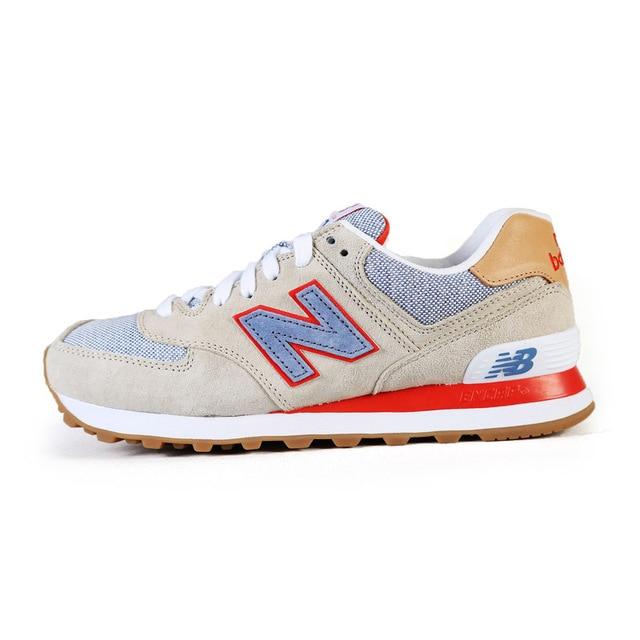 Hot NEW BALANCE men shoes Cushion Badminton Shoes Lightweight Sneaker For women 6 colors Size 36-44 1
