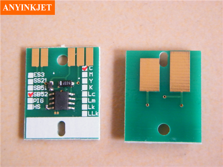 ES3 Постоянный чип для Mimaki JV33 JV5printer