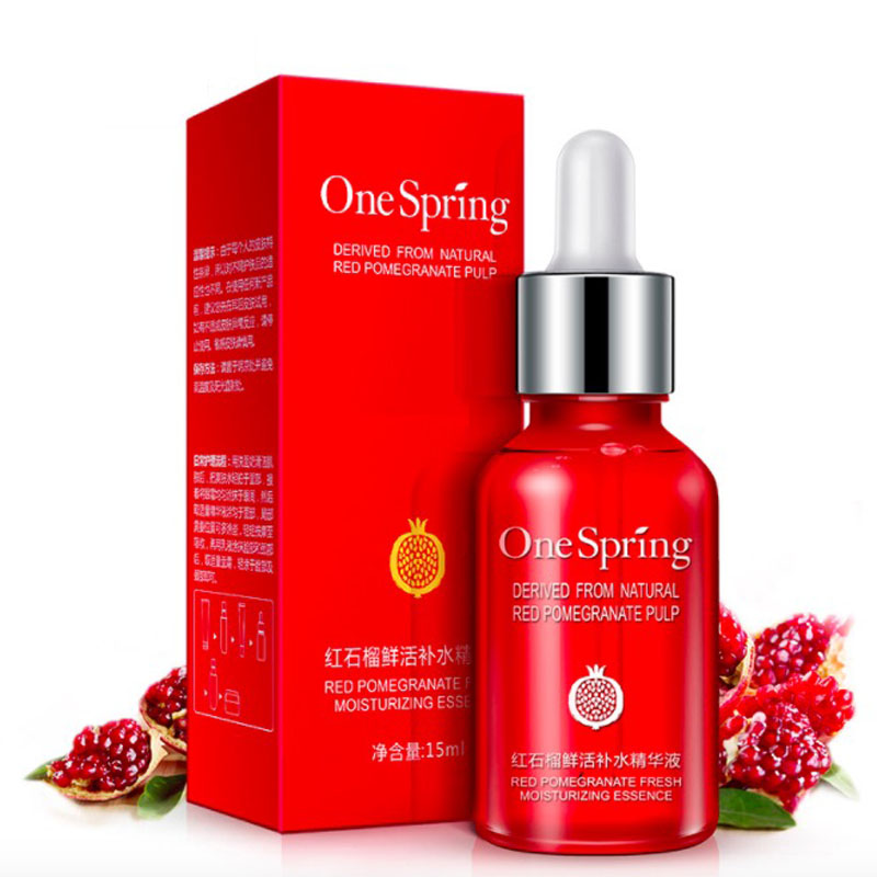 Skin Care Treatment: Aliexpress.com : Buy Red Pomegranate Moisturizing Essence