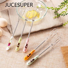 New Kitchen Egg Beaters Stainless Steel Whisk Mixer For Coffee Egg Bake Egg Multifunction Cook Tools Kitchen Blender
