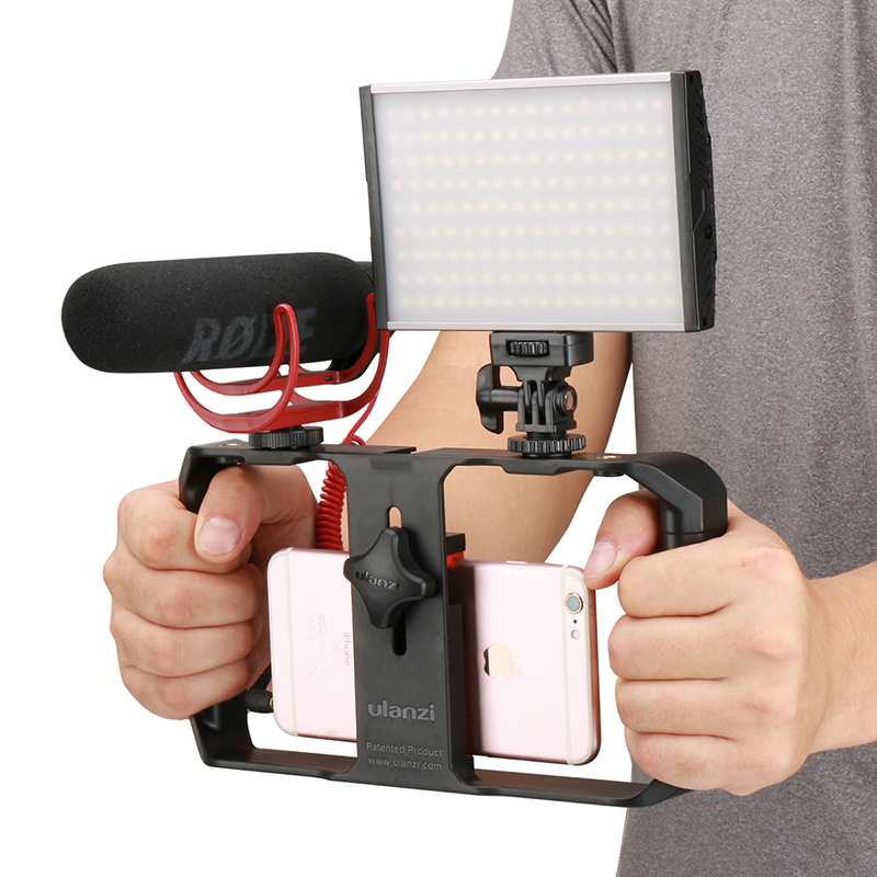 Smartphone Video Rig Stabilizer 46