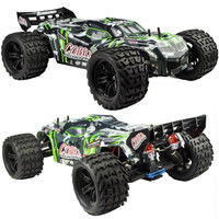 VRX Racing RH817 EBD 485 мм 1/8 2,4 г 4WD бесщеточный Rc автомобилей для бездорожья Monster Truck RTR игрушка