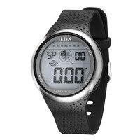 LOX Digital Watch Waterproof 100m Self Calibrating Sport Watches For Men Multifunction Swiming Diving Outdoor Relogio Masculino