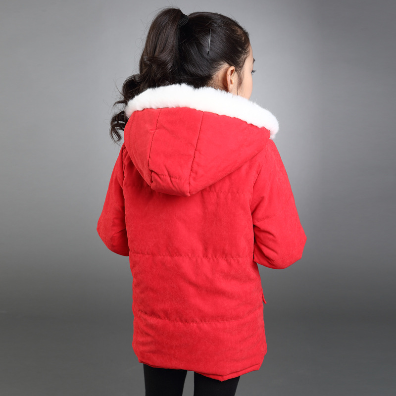 51eead10a Girls Winter Coat Winter Jackets For Teenage Girls Child Down Jacket ...