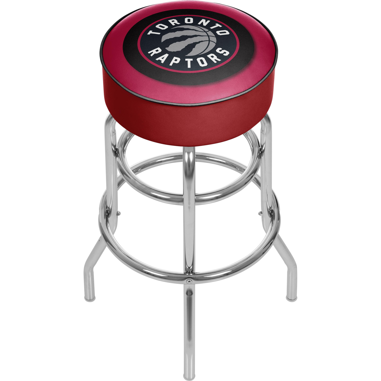 Toronto Raptors NBA Padded Swivel Bar Stool 30 Inches High фанатская атрибутика nike curry nba
