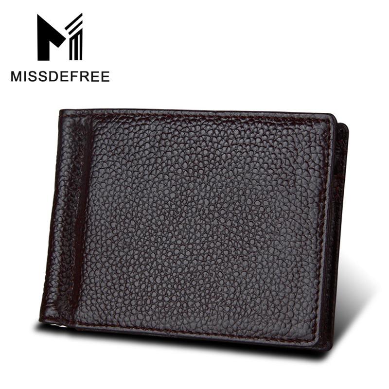 ID Theft Genuine Deluxe Black Leather RFID Blocking Men/'s BiFold Wallet