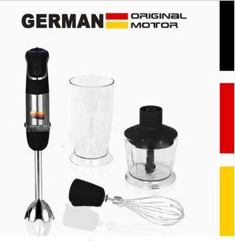 Hot GERMAN Motor Technology electric Hand blender, stick blender mixe , Smart Stick food processors