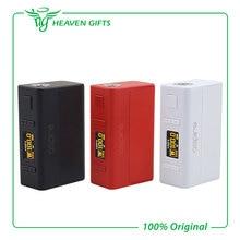 เดิมAspire NX100กล่องสมัย100วัตต์TC NX 100สมัยขับเคลื่อนโดยเดี่ยว18650/26650แบตเตอรี่บุหรี่อิเล็กทรอนิกส์Vapeสมัยvs NX75สมัย