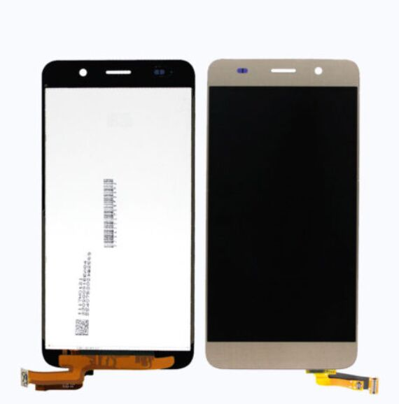 for Huawei Y6 SCL-L01 SCL-L04 LCD Display Touch Screen Glass Assembly Repair Gold  for huawei y3 ii lcd display and touch screen assembly repair part 4 5 inch mobile accessories for huawei y3 ii free shipping