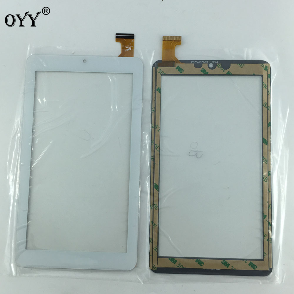 10PCS new 7'' inch for Acer Iconia One 7 B1-770 K1J7 PB70A2377-R2 FHX PB70A2377 R2 Touch Screen capacitive Digitizer panel glass new 7   inch for acer iconia one 7