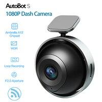 オートボットsフルhd 1080 p車カメラwifiスマート