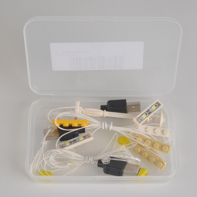 SuSenGo Decorate Light Set for Model Creator 10246 Led Light Compatible with  Kit Lepin 15011 Blocks Toys Set